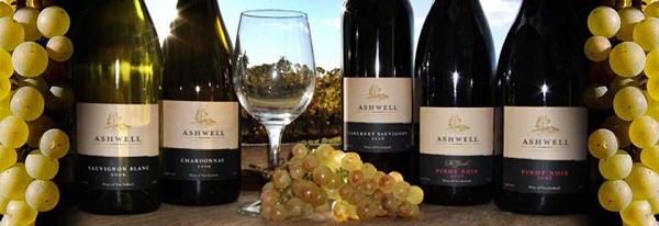 Ashwell Vineyards, Martinborough