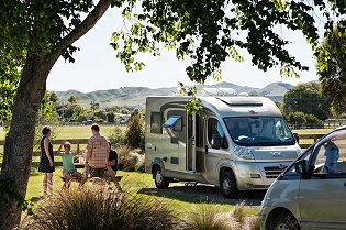 Motorhoming in Wairarapa