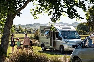 Motorhoming in Wairarapa