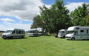 Tauherenikau Racecourse Motorhome and Campervan park