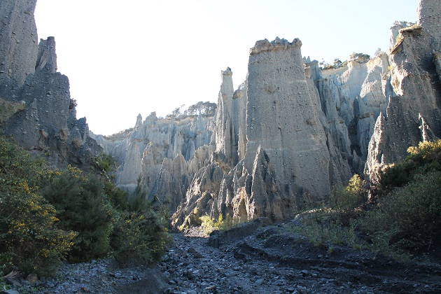 Putangirua Pinnacles, South Wairarapa