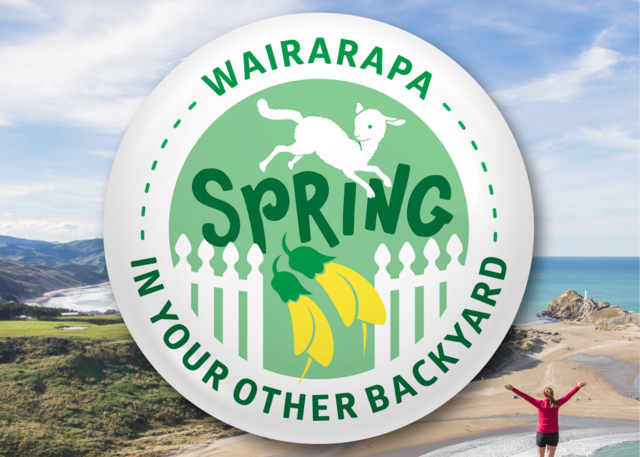 Wairarapa - your other backyard