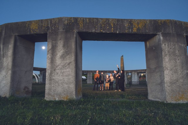 A Star Safari at Stonehenge Aotearoa
