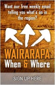 Wairarapa When and Where