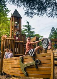 Queen Elizabeth Park Playground