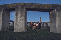 Star Gazing at Stonehenge Aotearoa