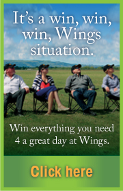 Wings over Wairarapa win tickets 2015