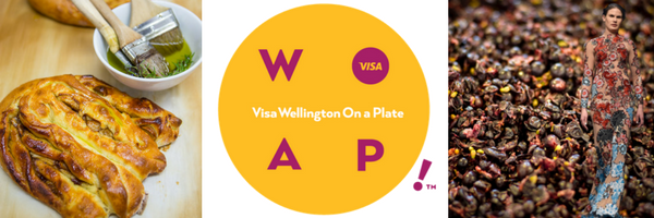 Visa Wellington On a Plate