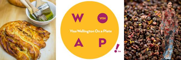 Visa Wellington On a Plate