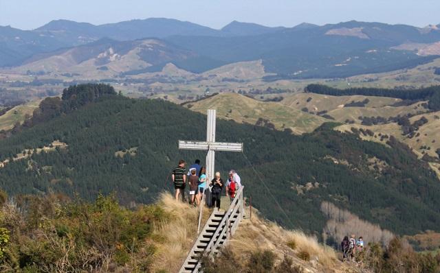 Anzac Cross, Tinui
