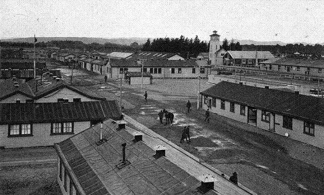 Featherston Military Camp, World War One
