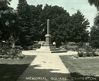 Memorial Square, Carterton