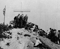 Replacing the Tinui Cross 1965