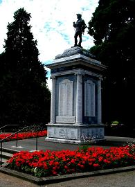 Wairarapa Soldiers' Memorial