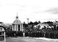 Featherston War Memorial unveiling 25 May 1927