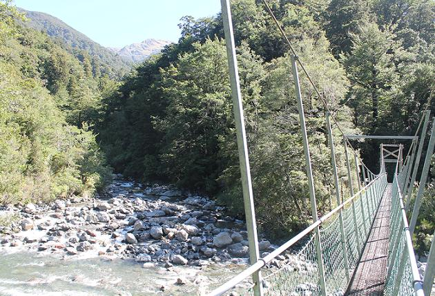 Waingawa River Bridge