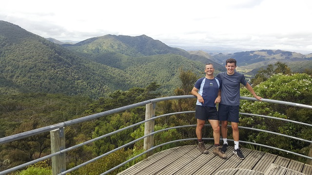 Mount Holdsworth - family walks - Tourism information from