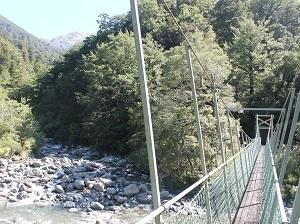 Walking in the Tararua Range