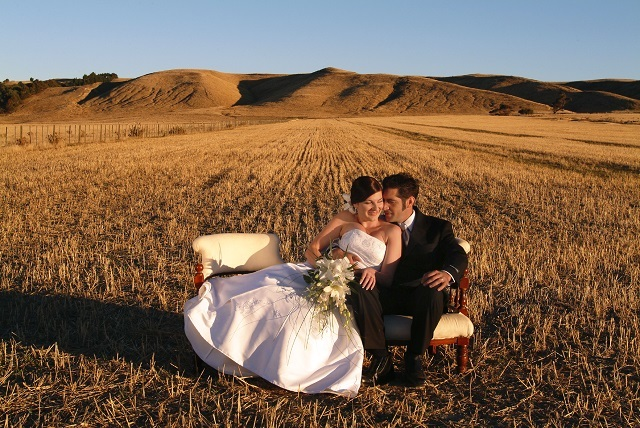 Wairarapa - the perfect backdrop to your wedding