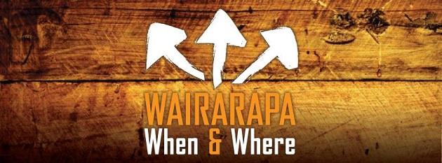When and Where Wairarapa Banner