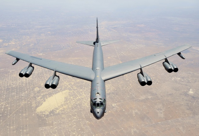 Bigs news - Boeing B-52 Stratofortress will appear at Wings!