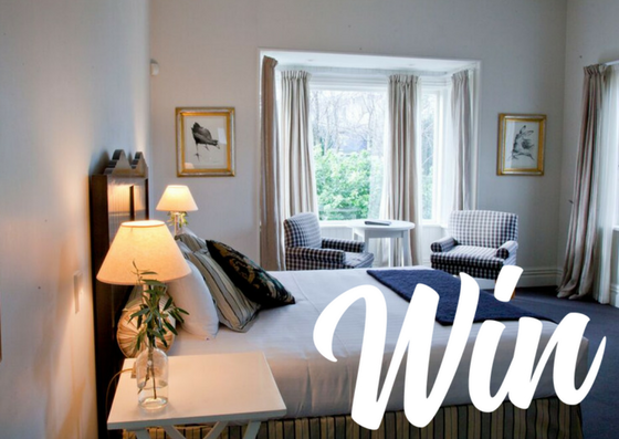 Win a Martinborough Hotel 3 night escape