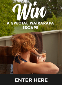 Win a Peppers Parehua, Martinborough Escape