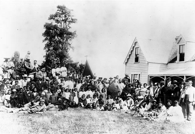 Gifting of Lake Wairarapa