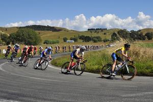 Racing near Gladstone