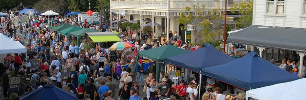 Martinborough Craft Fair