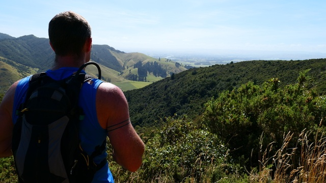 Amazing views you'll see for the WAI Running Festival