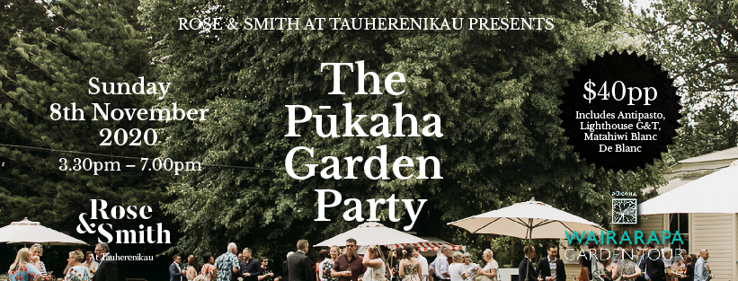 Rose & Smith Garden Party