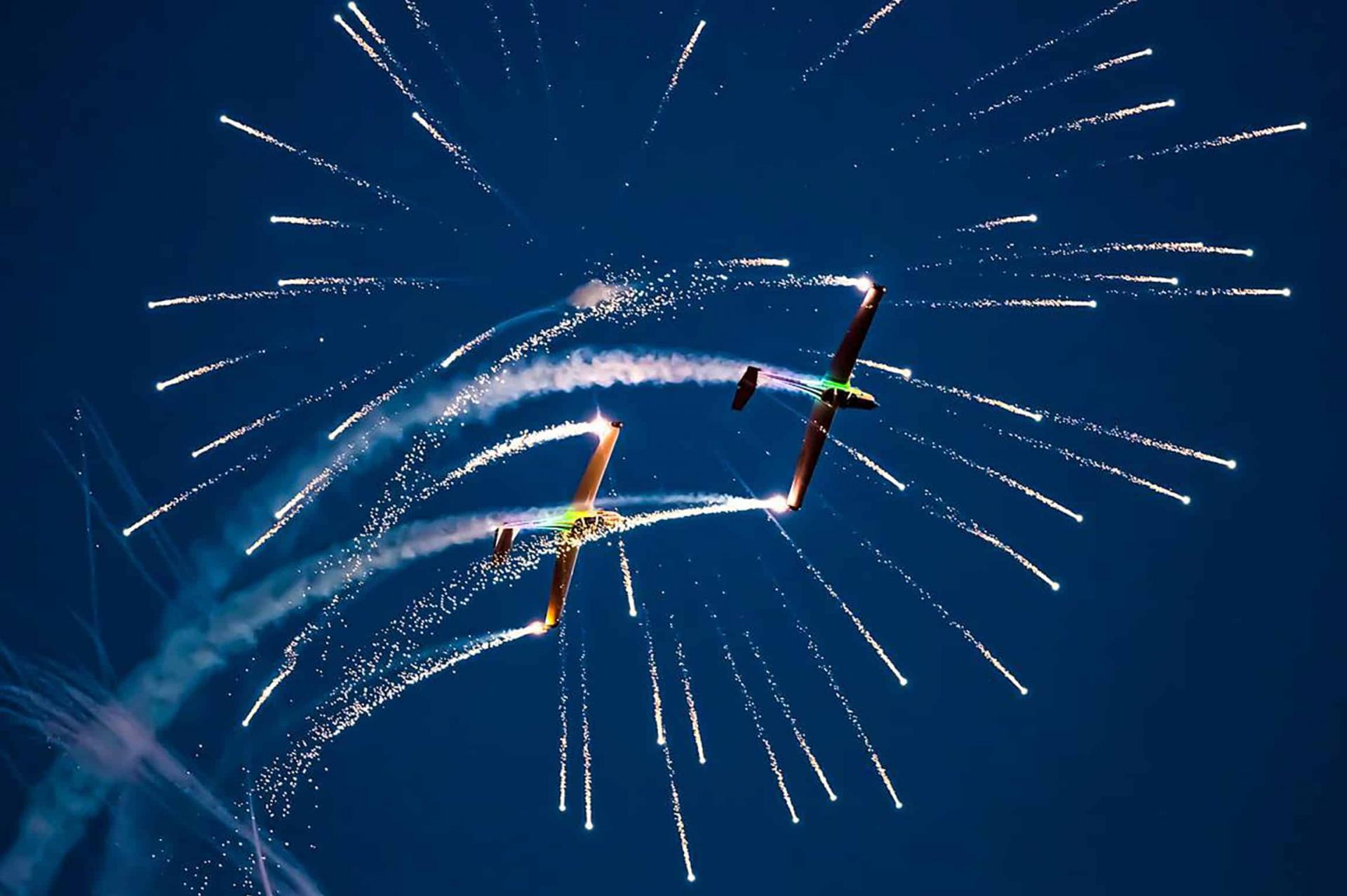 Wings Over Wairarapa Night Show