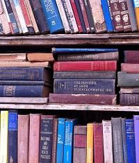 A treasure trove of books in Featherston