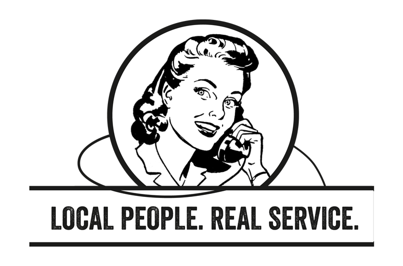 Local People with Real Service