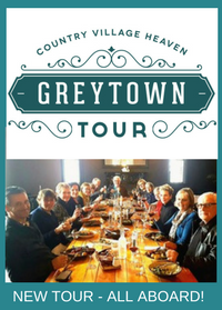 Wow! A new tour to Greytown!