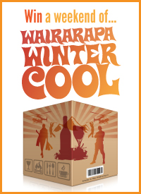 Win a weekend of Wairarapa Winter Cool