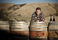 Winemaker Larry McKenna
