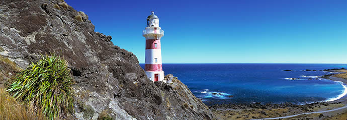 Cape Palliser Lighthouse, South Wairarapa